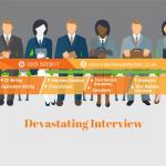 Devastating Interview